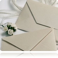 Save the Date Wedding Envelopes