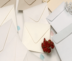 Square Wedding Envelopes